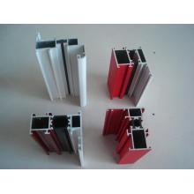 высокое качество порошкового покрытия алюминиевого профиля