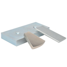 Aimants magnétiques puissants de NdFeB avec la forme adaptée aux besoins du client