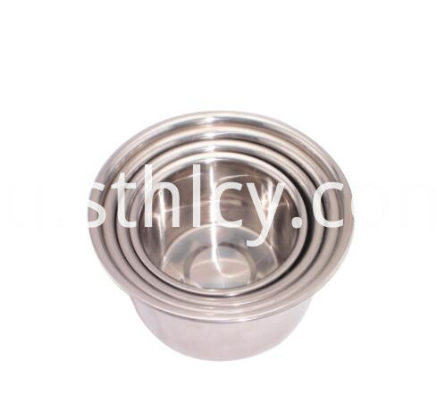 Stainless Steel Utensils Bowl