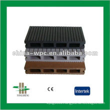 wpc recycled outdoor waterproof CE colorful decking