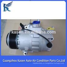 Компрессор кондиционера Calsonic Kansei CSE717 для BMW X6 3.5I, F01 / F02 740I 64529195147 64529205096
