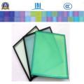 5, 6, 8, 10, 12mm Verre isolé tempéré teinté / transparent pour verre décoratif