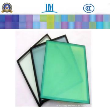 5, 6, 8, 10, 12mm Vidrio tintado / claro templado aislado para el vidrio decorativo