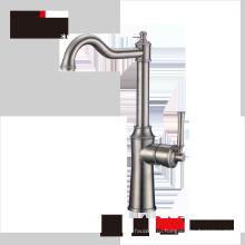 Хайцзюнь 2017 Роскошной Домашней Кухне Одно Отверстие 304 Из Нержавеющей Стали Смесители Для Воды
