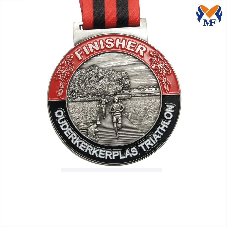 Finisher Medal Running
