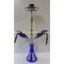 Design colorido Novo estilo Iron Nargile Smoking Pipe Shisha Hookah