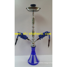 Colorful Design New Style Iron Nargile Smoking Pipe Shisha Hookah
