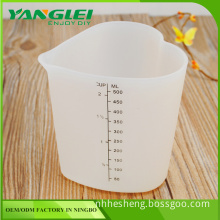 High click rate in E-business market silicone measuring cup