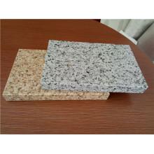 Каменные сотовые панели с изоляцией из металла