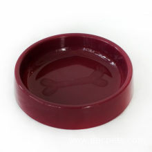 Food Grade Plastic Dog Bowl