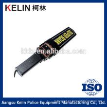 Detector de metales de seguridad Hand Held Scanner Holster Portable Pointer Body Alarm