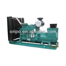 220 voltaje espera 650kva / 520kw grupo de generador de tierra superior con Cummins motor diesel KTAA19-G6