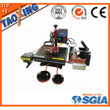 made in china factory lower price QX-AA1 heat transfer machine for cloth and flat surface