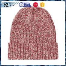 Sombrero principal del knit de la señora de la venta del producto principal para la promoción