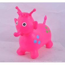 Cheval de saut gonflable, éléphant éléphant gonflable