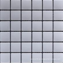 Pared pavimentos de mosaico porcelánico