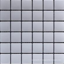 Mur, tuile de mosaïque de porcelaine de pavage