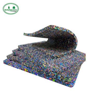 rollo de goma antideslizante comercial de la estera del suelo del gimnasio