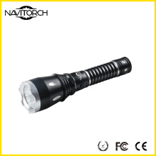 Lampe de poche LED rechargeable fiable avec LED CREE XP-E (NK-1866)