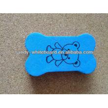 great britain pound eraser