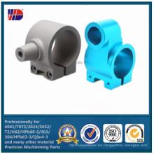 Parte mecanizada CNC de precisión personalizada (WKC-348)