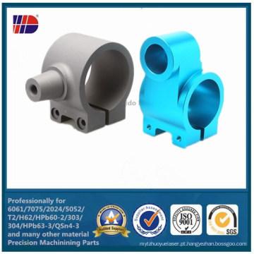 Parte feita à máquina CNC personalizada da precisão (WKC-348)