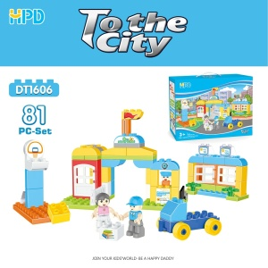Hot Selling Interactive Fancy Blocks For Children