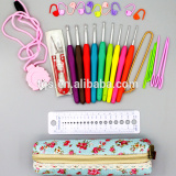 High quality 30PCS Crochet Hooks /Kniting Needle Kits
