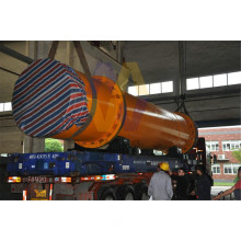 Coconut Fiber Rotary Drum Dryer Palm Fiber Rotary Drum Dryer