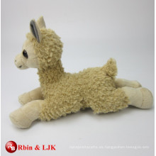 Alpaca de peluche de peluche para la venta