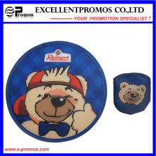 Advertising Foldable Nylon Frisbee with Pouch (EP-F58404)
