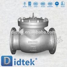 Didtek DN25 PN16 Válvula de retenção de extremidade de flange