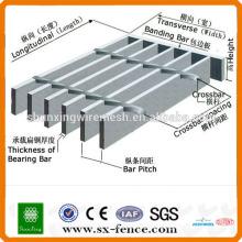 Verzinkte Baudekoration Stahlgitterblech