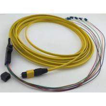 Mu Fibra óptica Patch Cord