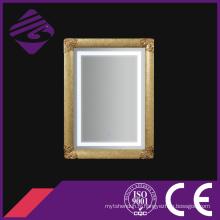 Jnh273-G Chine fournisseur grand miroir de salle de bain encadrée avec LED lumière