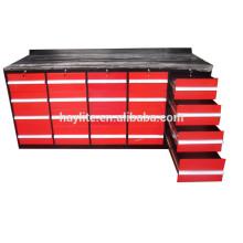 Armário de ferramentas barato resistente com gavetas para venda