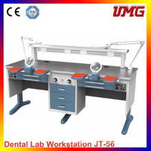 Jt-56 Dental Lab Workstation (double)