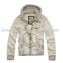 Excellent quality Men's  cvc fleece jacket