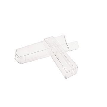 Пользовательская прозрачная пластиковая коробка из ПВХ для подарков
