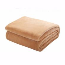 15PKBL05 2015 tricoté flanelle de couchage en poly flanelle