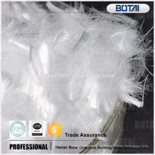 бамбуковое волокно-армированный полипропилен PP волокна, используемые в бетоне