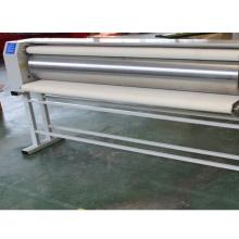 Large roller heat press machine