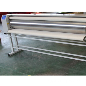 Large roller heat press machine