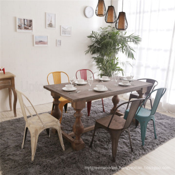 Xavier Pauchard French Industrial Dining Room Furniture (SP-CT678)