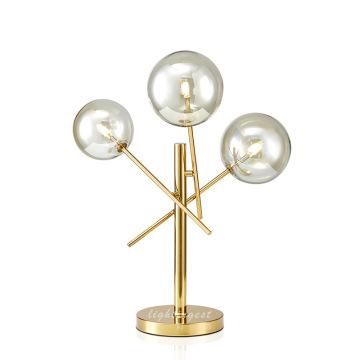 Golden Designer Table Lamps