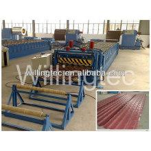 Maquinaria de formação de rolo de telha de azulejo
