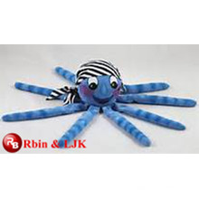 ICTI Audited Factory soft toy octopus