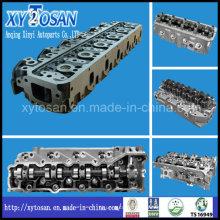 Zylinderkopf und Zylinderkopfmontage für Mitsubishi Toyota Isuzu Nissan Mazda Peugeot KIA)