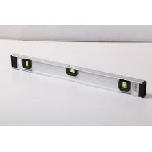 Hpp I-Beam Level Anodized Finish (700602- silver)