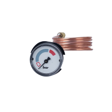 buen precio manómetro de manómetro de tubo capilar